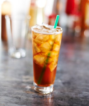 Teavana® Shaken Iced Black Tea