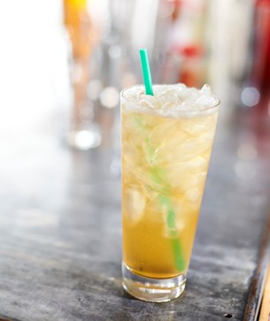 Teavana® Shaken Iced Green Tea