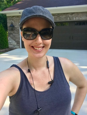Day 2 (1-Aug 18) - Workout Selfie