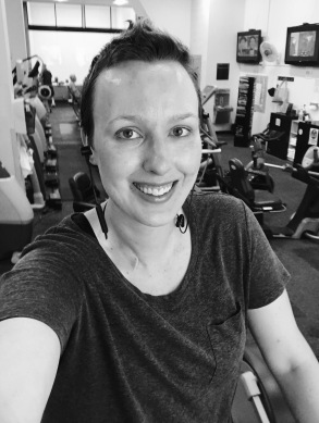 Day 4 (3-Aug 18) - Workout Selfie